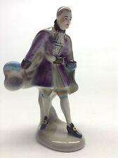 Goldscheider Southern Cavalier By Sylvia Scott Porcelain Figure