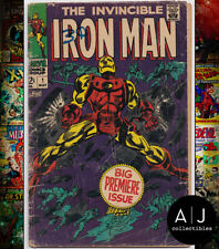 Iron Man #1 GD 2.0 (Marvel)