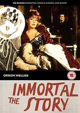 Immortal The Story - Orson Welles  Blu-ray  Mr Bongo Essential World Cinema