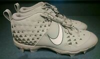 Nike Force Zoom Trout 6 Keystone Baseball Cleats AT3440-002 Grey Mens Size 12