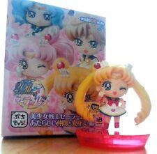 Sailor Moon - Petit Chara 2 Mini Figure Megahouse - MOON (B) wink