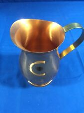 Vintage Copper Water Pitcher