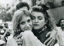 ROSANNA ARQUETTE MADONNA DESPERATELY SEEKING SUSAN 1985 VINTAGE PHOTO ORIGINAL 1