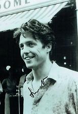 Hugh GRANT Signed Autograph RARE Photo COA AFTAL Four Weddings and a Funeral