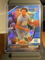 2020 Prizm Draft Picks Cole Anthony Blue Prizm Rookie RC 99/199 📈🔥Magic