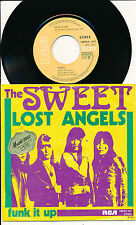 "THE SWEET 45 TOURS 7"" BELGIUM LOST ANGEL"