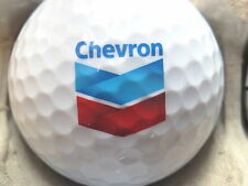 (1) CHEVRON CORPORTAION OIL & GAS LOGO GOLF BALL