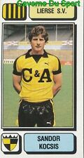173 SANDOR KOCSIS HUNGARY LIERSE.SV STICKER FOOTBALL 1983 PANINI