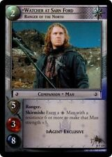 LoTR TCG Promo Watcher at Sarn Ford, Ranger of the North D'Agent FOIL 0P129