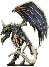 D+D miniatures 1x x1 Dracolich War of the Dragon Queen HUGE NM with Card