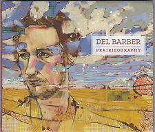 Del Barber - Prairieography - CD (TND589 True North Digipack)