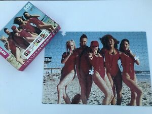Spice Girls Swimsuit Deluxe Jigsaw 500 Piece Vintage 1997 Puzzle - Incomplete