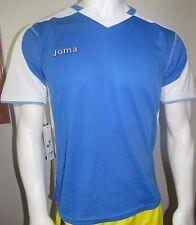 Joma Mundial Shirt Royal Blue Youth Boys Jersey Size M 12