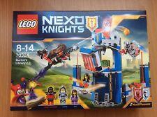NEW LEGO NEXO KNIGHTS MERLOCK'S LIBRARY - 70324 - ***NO AVA ACCESSORY OR BOOK***