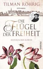 Die Flügel der Freiheit von Tilman Röhrig (2016 Gebundene Ausgabe) Martin Luther