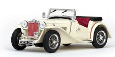Vitesse 29112 MGTC Open Top Cream Limited Edition 1/43 Scale New in Case T48Post