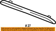 FORD OEM 16-18 Explorer-Bumper Trim-Reflector FB5Z15A449D