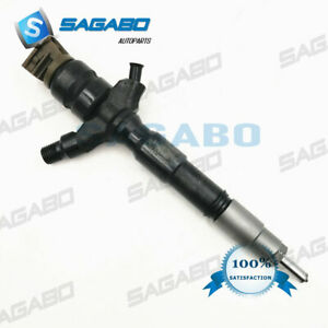 Refurbished injector 2959000280 295900-0210 for 23670-30450, 23670-39455