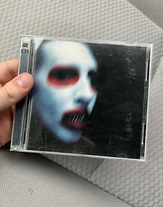 Marilyn Manson - The Golden Age Of Grotesque (CD + DVD, 2003, 2-Disc Set) Metal