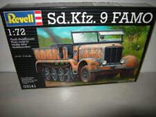 1:72 Revell Sd.Kfz. 9 FAMO Nr. 03141 OVP