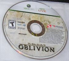 XBOX 360  OBLIVION  Disc Only