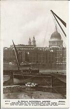 AK Post Card London 1933 St. Paul`s Echtfoto Photo