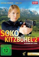 SOKO KITZBÜHEL Vol. 2 (Kristina Sprenger, Hans Sigl) 2 DVDs NEU+OVP