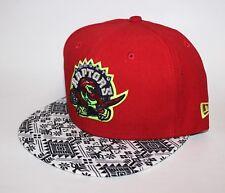 PICK1 Toronto Raptors Native/Star Galaxy 9FIFTY New Era SnapBack Red/Purple/Volt