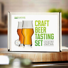 Craft Beer Tasting Set - Biergläser-Set
