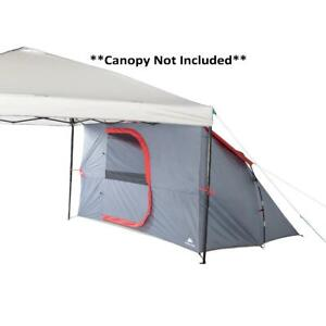 Camping Outdoor Tent 4-Person ConnecTent Canopy Tailgate Parties Festival Sleep