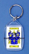 JORDAN (ENGLISH) COAT OF ARMS KEY RING