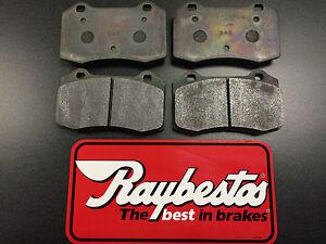 Raybestos Racing Brake Pads ST43R592.15 ...FREE PRIORITY SHIPPING!