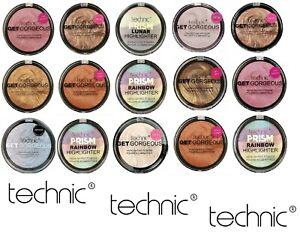 Technic Get Gorgeous Blush Highlighting Powder Face Highlighter Blusher Contour