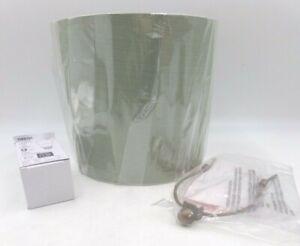 Pottery Barn Teen Emily Meritt Bunny Lamp Shade Casual ONLY Green #9960R