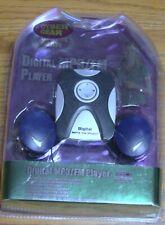Cyber Gear Digital Mp3 and FM Radio Player (LOC-E)