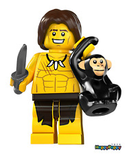 Lego 8831 Minifigur Serie 7 #10 Dschungelkind Neu und ungeöffnet / New/Sealed