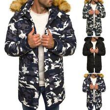 Cappotti e giacche da uomo stile parka con cappuccio