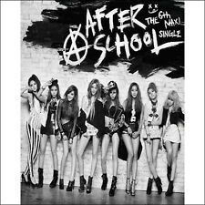 After School - First Love 6th Maxi Single Album Sealed New K-Pop CD+Booklet