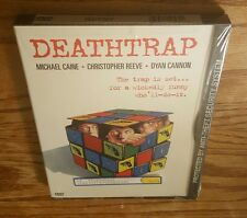 Deathtrap (DVD, 1999) Sidney Lumet 1982 film Michael Caine Christopher Reeve NEW