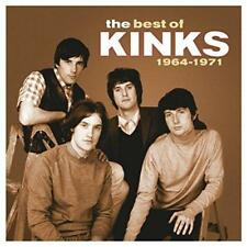 The Kinks - Best Of The Kinks - 2014 (NEW CD)