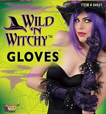 Wild N Witchy - Adult Purple Witch Gloves