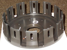 SUZUKI RM250, RM 250 ENGINE BILLET ALUMINUM PERFORMANCE CLUTCH BASKET 96-08