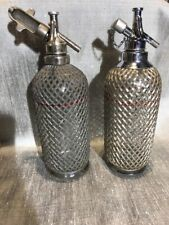 More details for antique classic sparklets mesh glass soda syphon head repairs - 20's to 50's