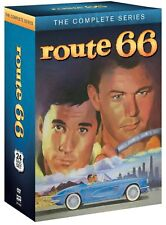 Route 66 Complete Series 116 EPISODES ~ Season 1-4 1 2 3 4 ~ NEW 24-DISC DVD SET