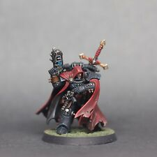 Warhammer 40k Dark Angels Chaos Space Marine Lord Cypher