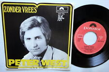 PETER WEST 45 Zonder Vrees GERMANY Polydor 2051 - 075