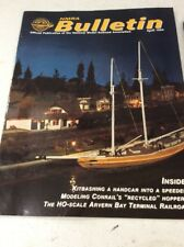 NMRA BULLETIN VINTAGE TRAIN MAGAZINE April 1994 Wild Goose
