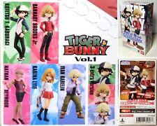 Tiger & Bunny Half Age Characters Vol.1 Bandai Tamashii trading figures