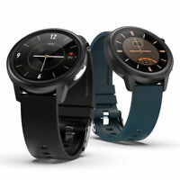 Body Temperature Blood Oxygen Measuring Smart Watch ECG PPG Heart Rate Monitor