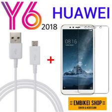 Huawei Y5 2018 Pellicola in Vetro Temperato antiurto protezione Schermo Display